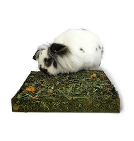 Rosewood Naturals Nibble & Dig Dandelion & Blossom Meadow Small Animal Treat