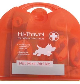Rosewood Options Hi Travel Pet First Aid Kit
