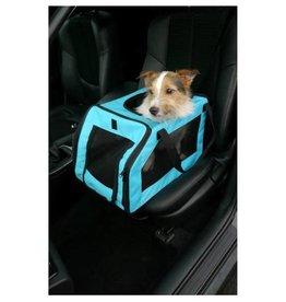Rosewood Options Pet Car Seat/Carrier Medium, Aqua