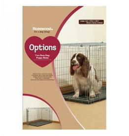 Rosewood Options Replacement Cage Crate Trays