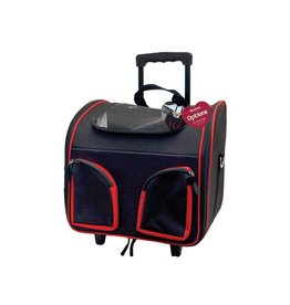 Rosewood Pet Travel Trolley, 37x27x33cm