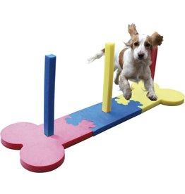 Rosewood Small Dog Foam Agility Slalom^