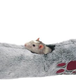 Rosewood Snuggles Small Animal 2 In 1 Hanging Tunnel & Hammock