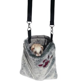 Rosewood Snuggles Small Animal Snoozing Bed & Carrying Bag