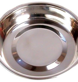 Rosewood Stainless Steel Shallow Puppy Pan Bowl