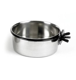Rosewood Stainless Steel Coop Cups, Bolt On Cup