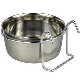 Rosewood Stainless Steel Coop Cups, Hook On Cup
