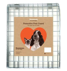 Rosewood Steel Wire Protective Post Guard