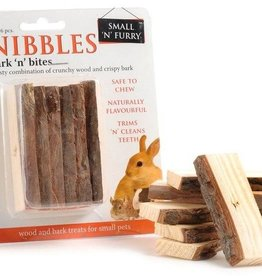 sharples Small N Furry Small Animal Bark Bites, 6 Small pieces