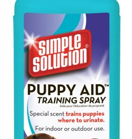 Simple Solution Puppy Aid Training Spray, 500ml