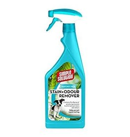 Simple Solution Stain and Odour Remover Rainforest Fresh, 750ml