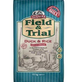 Skinners Field & Trial Duck & Rice Dog Food