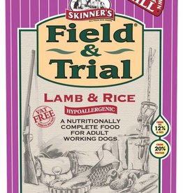 Skinners Field & Trial Lamb & Rice Dog Food