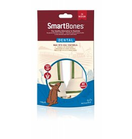 SmartBones Dental Formula Bones Dog Chews, Medium, 2 pack