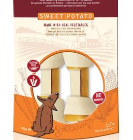 SmartBones Sweet Potato Medium Bones Dog Treat, 2 pack