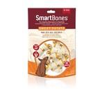 SmartBones Sweet Potato Bones Dog Treats, Mini, 8 pack