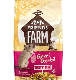 Supreme Tiny Friends Farm Gerri Gerbil Tasty Mix Food 850g