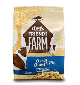 Supreme Tiny Friends Farm Gerty Guinea Pig Original Food 2.5kg