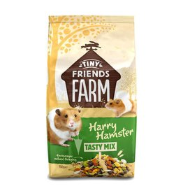 Supreme Tiny Friends Farm Harry Hamster Tasty Mix Food, 700g