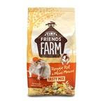 Supreme Tiny Friends Farm Reggie Rat & Mimi Mouse Tasty Mix Food, 850g