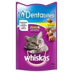Whiskas Dentabites Chicken Cat Treats, 50g