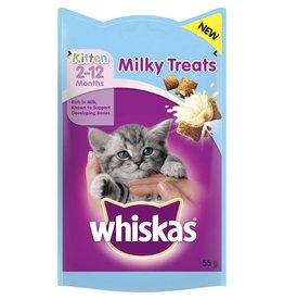 Whiskas Milky Kitten Treats 2-12 months 55g