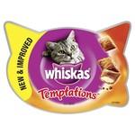 Whiskas Temptations Beef 60g