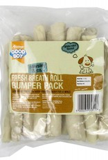 Good Boy Fresh Breath Rolls Dog Treats Bumper Pack, 15.5cm, 340g