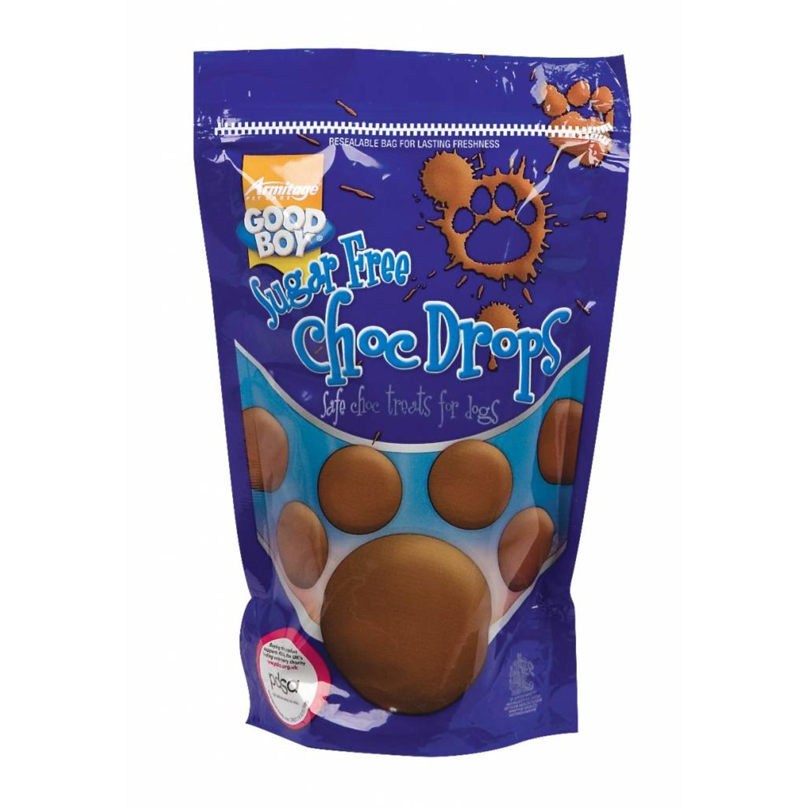 Good Boy Sugar Free Choc Drop Dog Treats, 250g