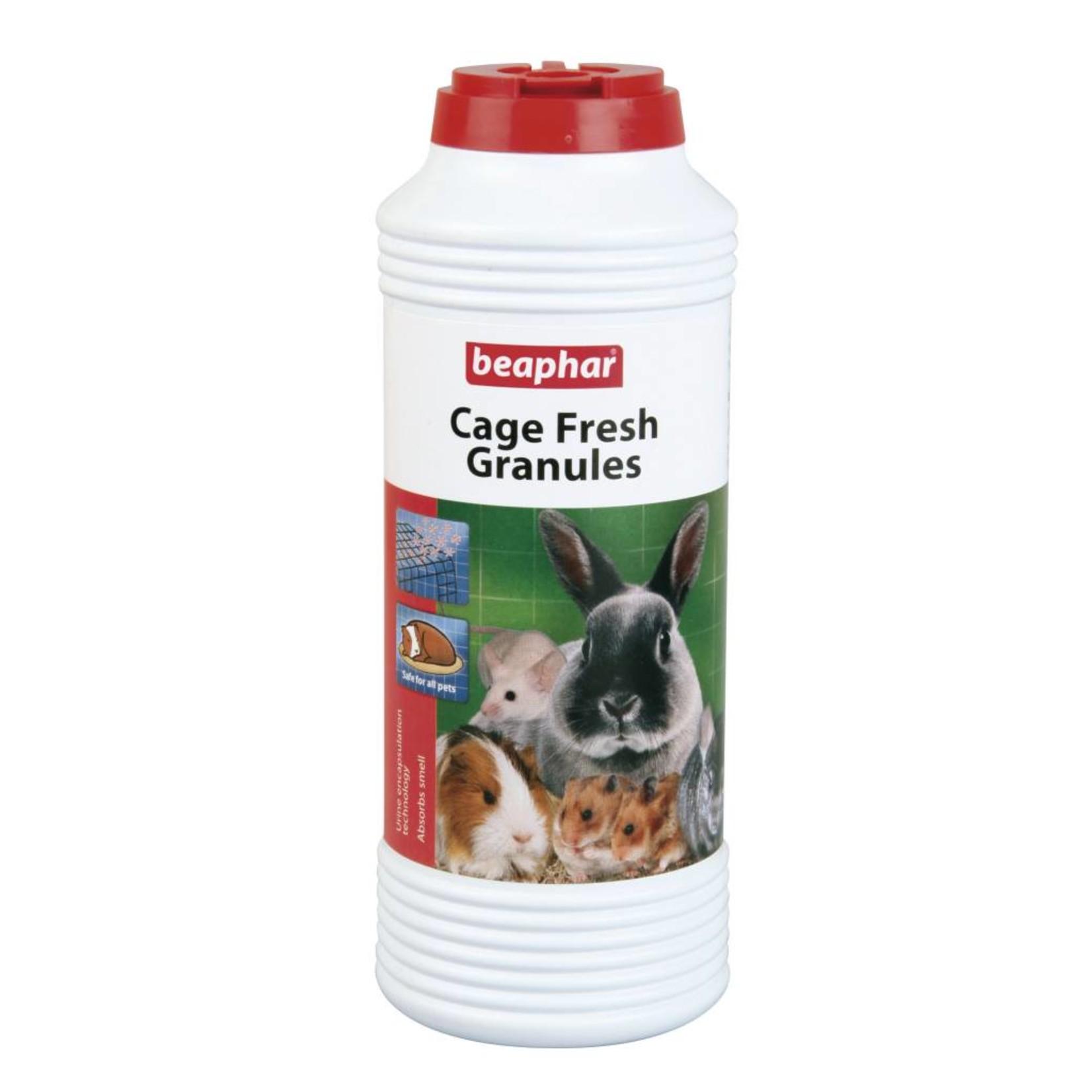 Beaphar Cage Fresh Granules for Small Animals, 600g