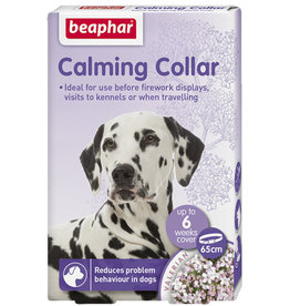 Beaphar Calming Collar for Dogs, 65cm
