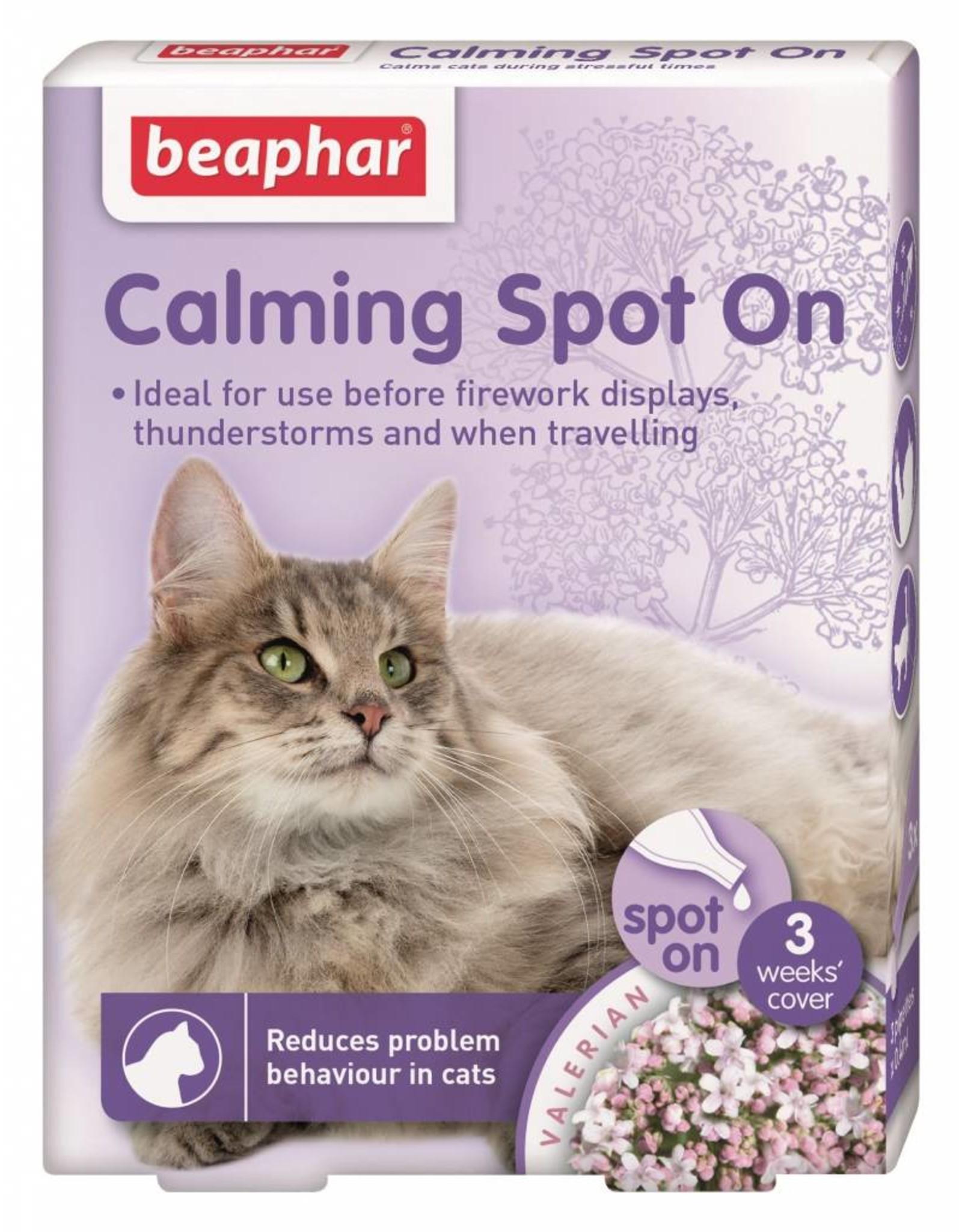 Beaphar Calming Spot On for Cats
