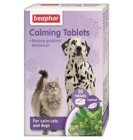 Beaphar Calming Tablets for Cats & Dogs