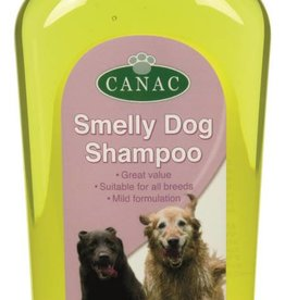 Beaphar Canac Smelly Dog Shampoo 520ml