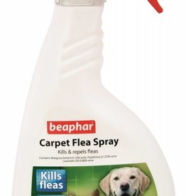 Beaphar Carpet Flea Spray, 400ml