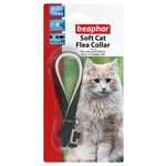 Beaphar Soft Velvet Cat Flea Collar in Assorted Colours, 30cm
