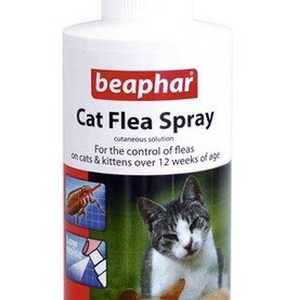 Beaphar Cat & Kitten Flea Spray, 150ml