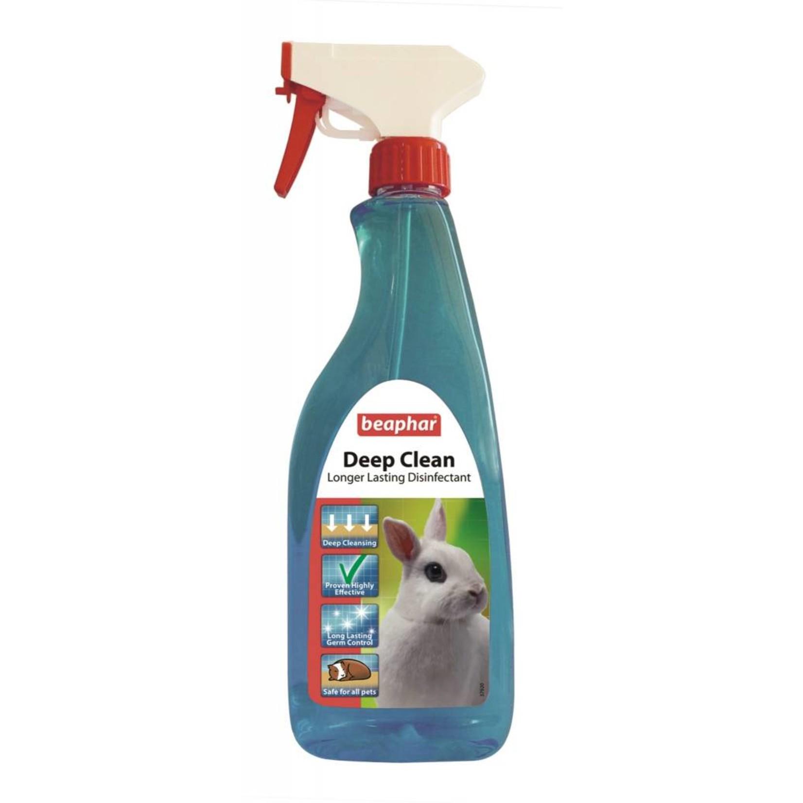 Beaphar Deep Clean Disinfectant, 500ml