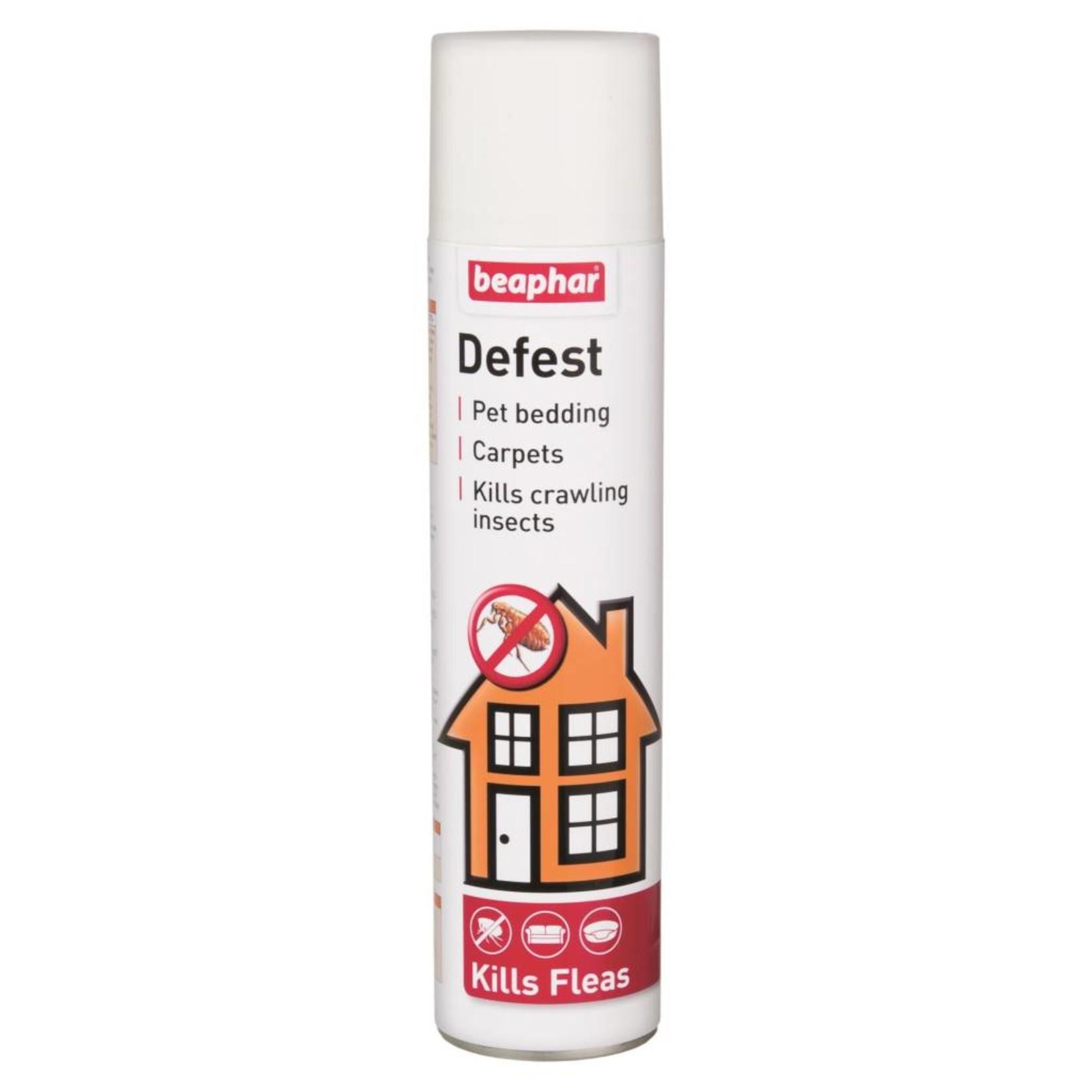 Beaphar Defest Household Flea Spray, 400ml
