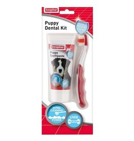 Beaphar Dental Kit for Puppies