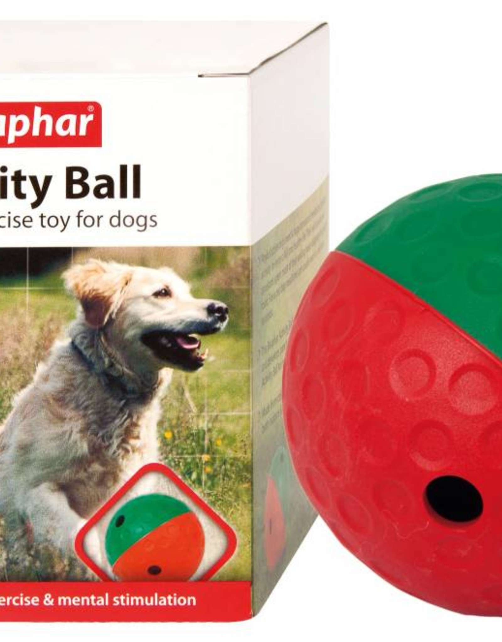 Beaphar Activity Ball Exercise Toy for Dogs