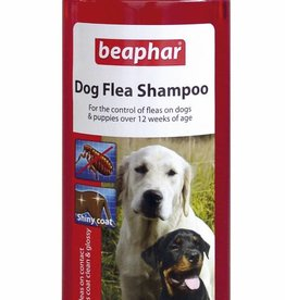 Beaphar Dog and Puppy Flea Shampoo, 250ml