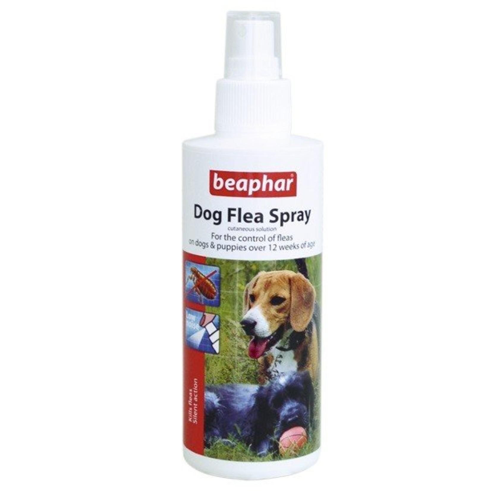 Beaphar Dog & Puppy Flea Spray, 150ml