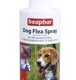 Beaphar Dog Flea Spray - Pump Action 150ml