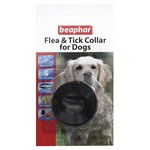 Beaphar Dog Plastic Flea & Tick Collar - Mixed 60cm