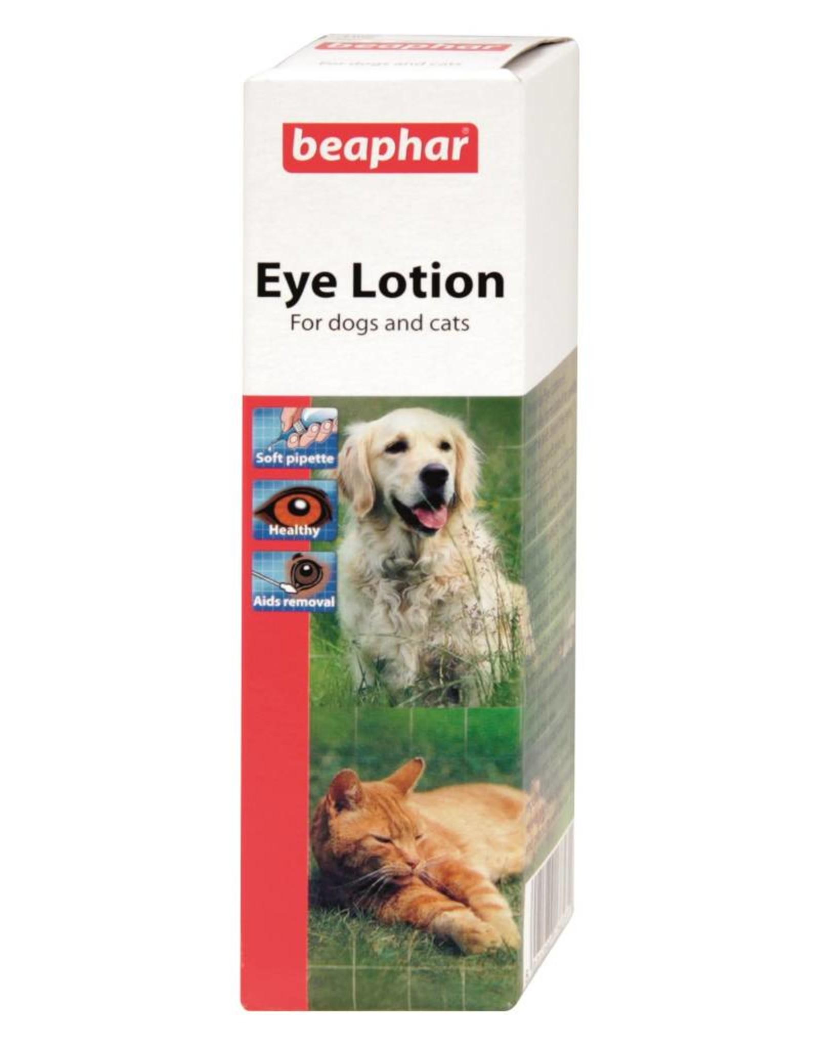 Beaphar Eye Lotion for Cats & Dogs, 50ml