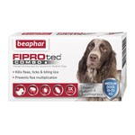 Beaphar FIPROtec Combo Flea & Tick Spot On for Medium Dogs