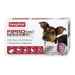 Beaphar FIPROtec Combo Flea & Tick Spot On for Small Dogs