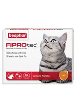 Beaphar FIPROtec Flea & Tick Spot On Solution for Cats