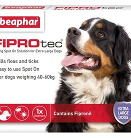 Beaphar FIPROtec Spot On Solution for Extra Large Dogs